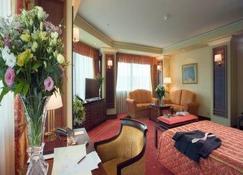 Grand Hotel Sofia - Sofía - Sala de estar