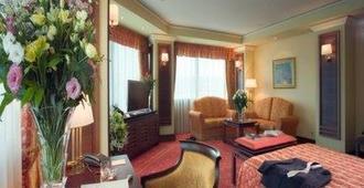 Grand Hotel Sofia - Sofia - Living room
