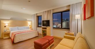 Blue Tree Premium Morumbi - סאו פאולו - חדר שינה