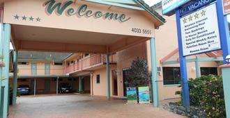 Cannon Park Motel - Cairns - Κτίριο