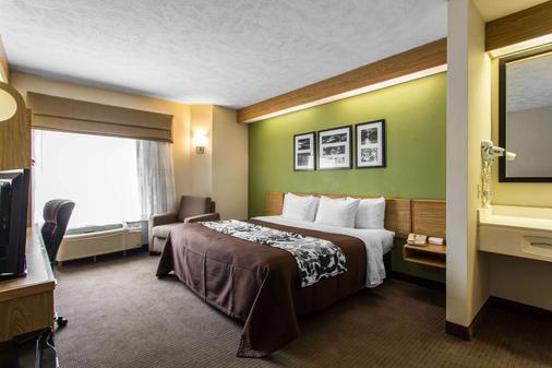 Sleep Inn Summerville-Charleston - Summerville - Bedroom