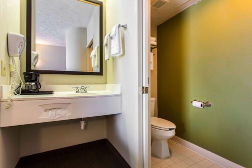 Sleep Inn Summerville-Charleston - Summerville - Bathroom