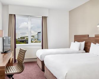 Jurys Inn Newcastle - Newcastle upon Tyne - Bedroom