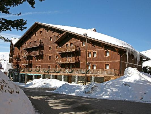 Chalet Altitude Les Arcs 2000 - Bourg-Saint-Maurice - Building