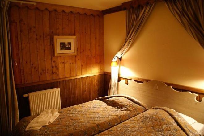 Chalet Altitude Les Arcs 2000 - Bourg-Saint-Maurice - Bedroom