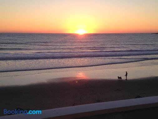 Landis Shores Oceanfront Inn - Half Moon Bay - Παραλία