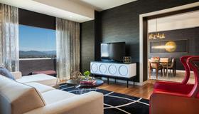 波洛馬爾金普頓酒店 - 鳳凰城 - 鳳凰城 - 客廳