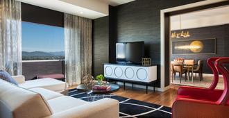Kimpton Hotel Palomar Phoenix Cityscape, An Ihg Hotel - פיניקס - סלון
