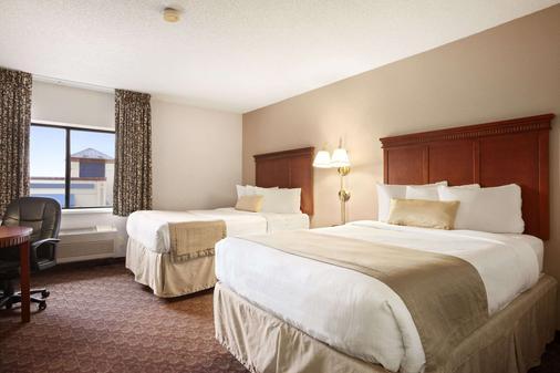 Baymont by Wyndham Sioux Falls Near West 41st Street - Sioux Falls - Bedroom