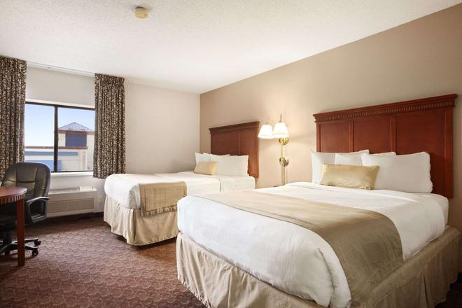 Baymont by Wyndham Sioux Falls Near West 41st Street - Sioux Falls - Phòng ngủ