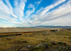 Tierra Patagonia Hotel & Spa - Torres del Paine - Außenansicht
