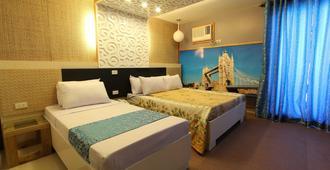 يوروتل آنجيليس - انغيليس سيتي - غرفة نوم