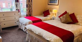 Shrubbery Guest House - Worcester - Bedroom