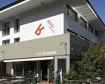 Hotel Roessli - Bad Ragaz - Building