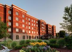駐橋威爾明頓東套房酒店 - 威明頓 - 威爾明頓(北卡羅來納州) - 建築