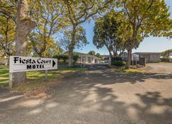 Fiesta Court Motel - Whanganui - Building