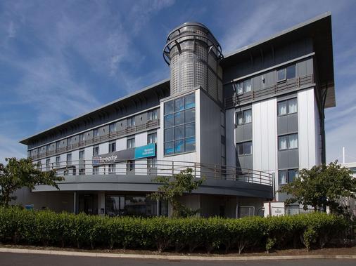 布萊克普爾南岸旅遊旅館 - 黑池 - 布萊克浦 - 建築