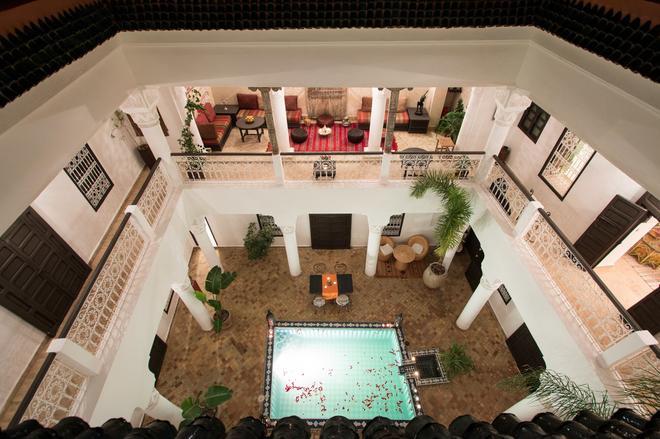Origin Hotels - Riad El Faran - Marrakesh - Lobby