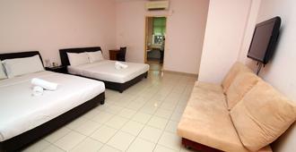 Venice Inn - Miri - Bedroom