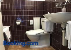 哈恩布里克酒店 - 安格堡 - 英格堡 - 浴室