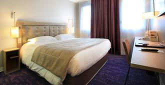 Hotel Anne de Bretagne - Rennes - Bedroom