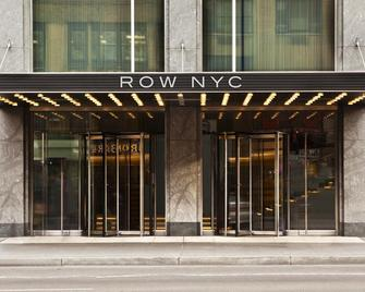 Row NYC - New York - Gebouw