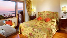 ヴィラ ディオドロ ホテル - タオルミーナ - 寝室
