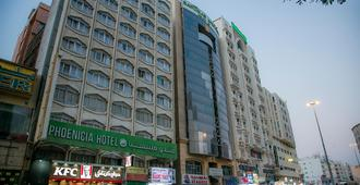 Phoenicia Hotel - Dubai - Bygning
