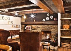 Hostal Cisco De Sans - Andorra la Vella - Lounge