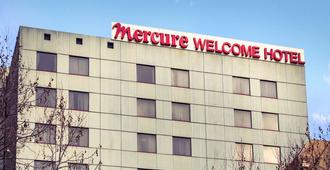Mercure Welcome Melbourne - Melbourne - Rakennus