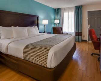 SureStay Plus Hotel by Best Western Asheboro - Asheboro - Bedroom