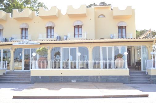 Hotel Ristorante Porto Azzurro - Giardini Naxos - Rakennus