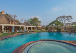 Lilayi Lodge - Lusaka - Pool