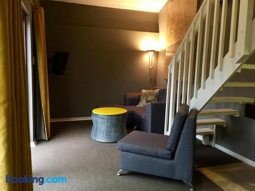 Lucky Bean Guest House - Johannesburg - Living room