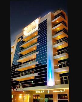 Tulip Hotel Apartments - Dubai - Building
