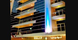 Tulip Hotel Apartments - Dubai - Edificio