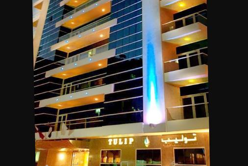 Tulip Hotel Apartment - Dubai - Rakennus