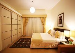 Tulip Hotel Apartment - Dubai - Makuuhuone