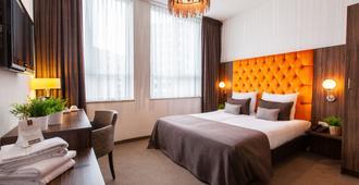 Hotel La Reine - איינדהובן - חדר שינה