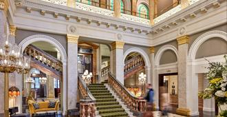 The Clermont London, Victoria - London - Lobby