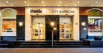 Thistle Barbican Shoreditch - Lontoo - Rakennus
