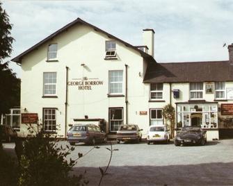 George Borrow Hotel - Aberystwyth - Building