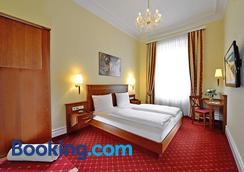 Hotel Schweizer Hof - Baden-Baden - Bedroom