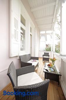 Hotel Schweizer Hof - Baden-Baden - Balcony