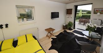 Bed & Breakfast Horsens: 'Udsigten' - Horsens - Living room