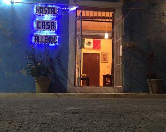 Hostal Casa Allende - Campeche