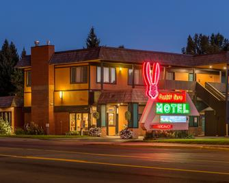 Rabbit Ears Motel - Steamboat Springs - Gebouw