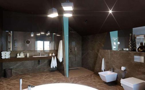 Grand Hotel Lviv Luxury & Spa - Lviv - Bathroom