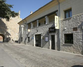 Hotel Arco San Vicente - Ávila - Building
