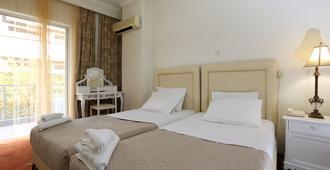 雅典三角洲酒店 - 雅典 - 雅典 - 臥室